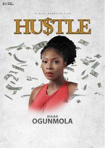 Hustle Movie Bolaji Ogunmola Character Poster @mayodesigns