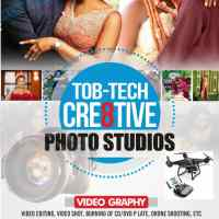 TOB-TECH Crea8tive Production Services For Your Photos and Video Editing and Coverage