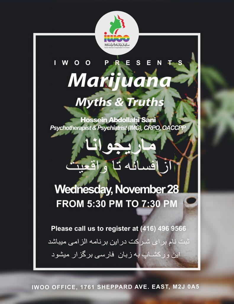 Marijuana Myths & Truths