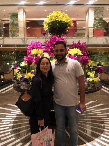 Hotel Oberoi, Delhi