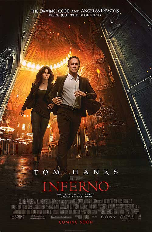 Inferno: Book to Movie