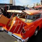 Chevy Nomad - SEMA Show 2015, Las Vegas, NV