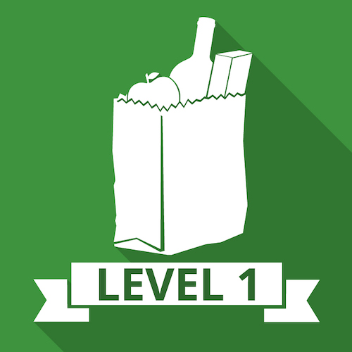 Level 1 Food Safety in Retail online training