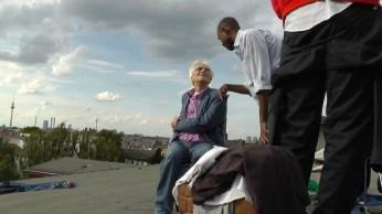 Hans-Christian Ströbele - Nine Days on the Roof - Gerhart Hauptmann Schule