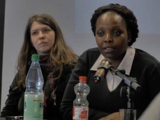 Janina Rost, Jennifer Kamau