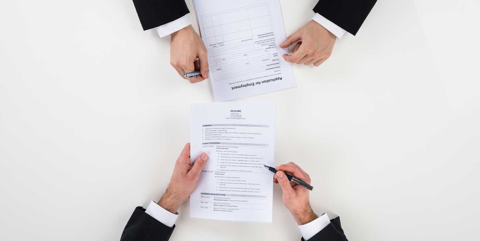 Before Hiring An Applicant For A Job Position, An Organization Goes Through  A Step-By-Step Process To Find The Most Qualified Candidate To Fill The  Role.