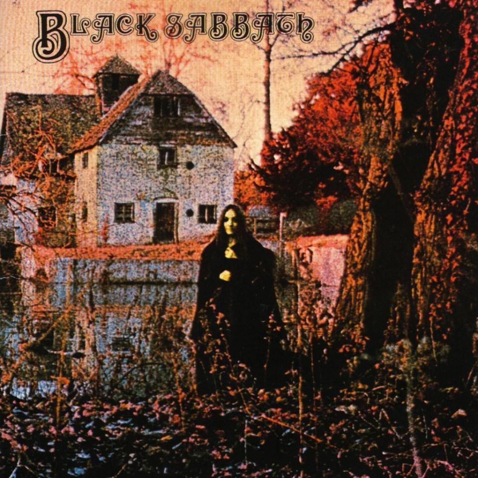 Black Sabbath's Black Sabbath (1970)
