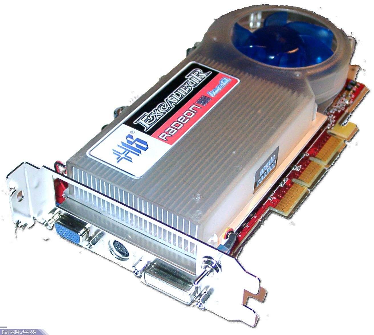 December 2004 3digest Ati Radeon 9800 Pro 128mb (380680 Mhz
