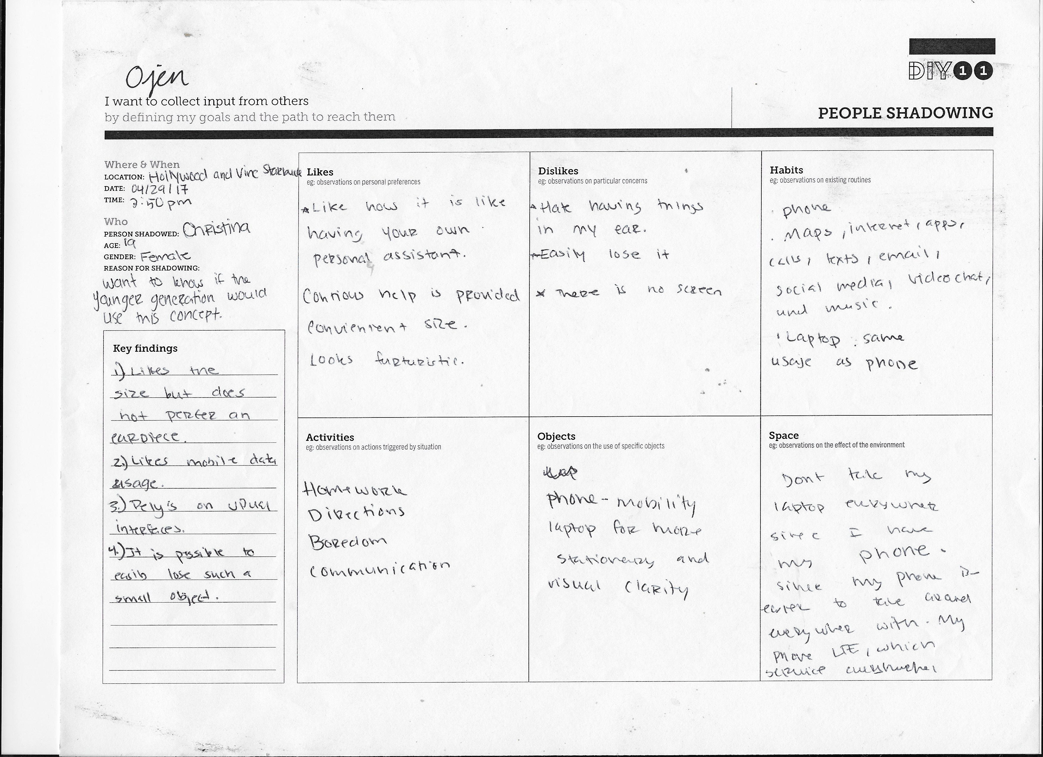 Assignment 08 Observations Amp Insights From Worksheets