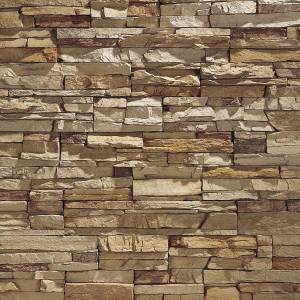Mountain Blend Stacked Stone