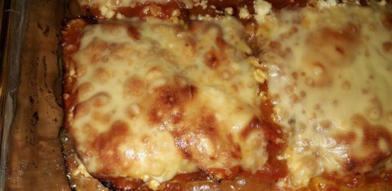 Κολοκυθάκια με τυρί και ντομάτα στον φούρνο - 34