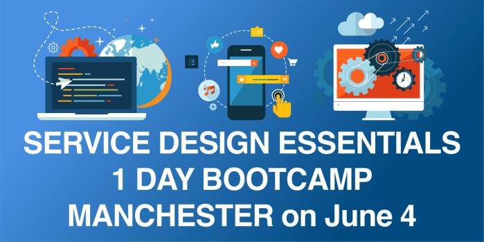 SERVICE DESIGN ESSENTIALS BOOTCAMP – MANCHESTER