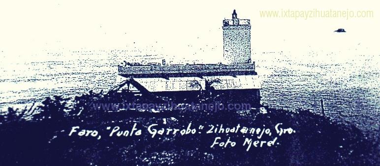 Faro-punta-garrobo-zihuatanejo