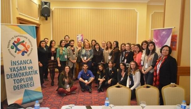 Yaşama Sığınan Kadınlar Çalıştayı.