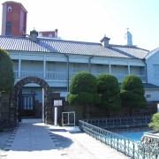 長崎で出島の史跡を観る。