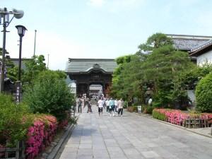 奥が善行寺:信州信濃の善光寺に行ってきました