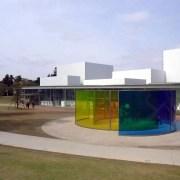 金沢21世紀美術館に行く