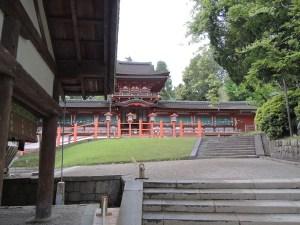 奈良、春日大社を参詣