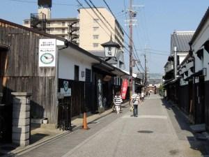 黄桜カッパカントリー:京都伏見、酒蔵の街並みを歩く