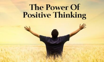 Overcoming Depression By Thinking Positive
