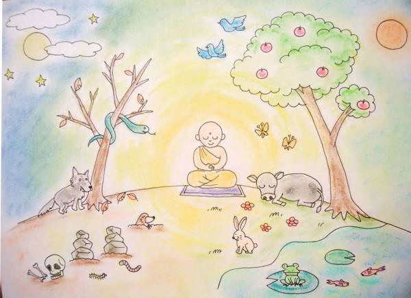 慈しみの瞑想