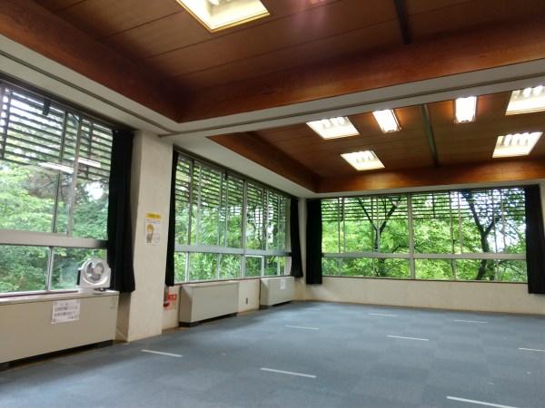 老人福祉センターのヨガクラス再開