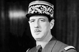 シャルル・ド・ゴールの名言・格言