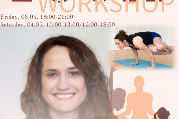Iyengar yoga workshop with Elizabeth Smullens-Brass