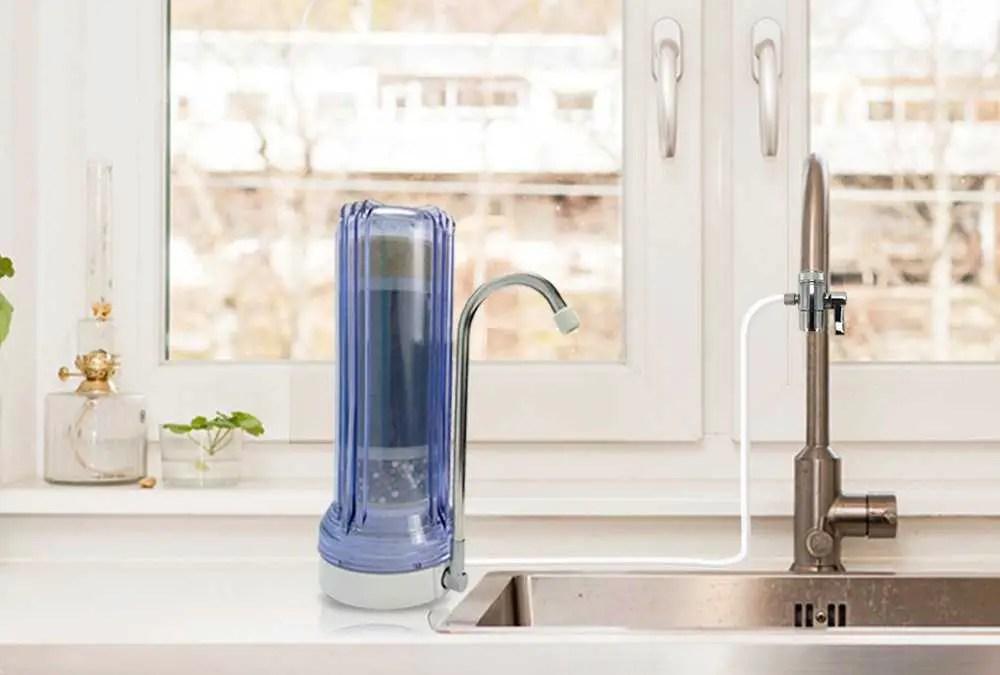 En iyi tezgah üstü su filtreleri (Değerlendirmeler & Satın Alma Rehberi 2019)