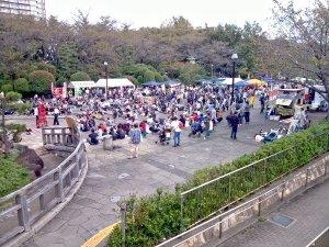 北区民商祭り