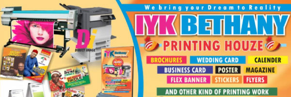 All Your Printing Design Solutions in Owerri, Port Harcourt