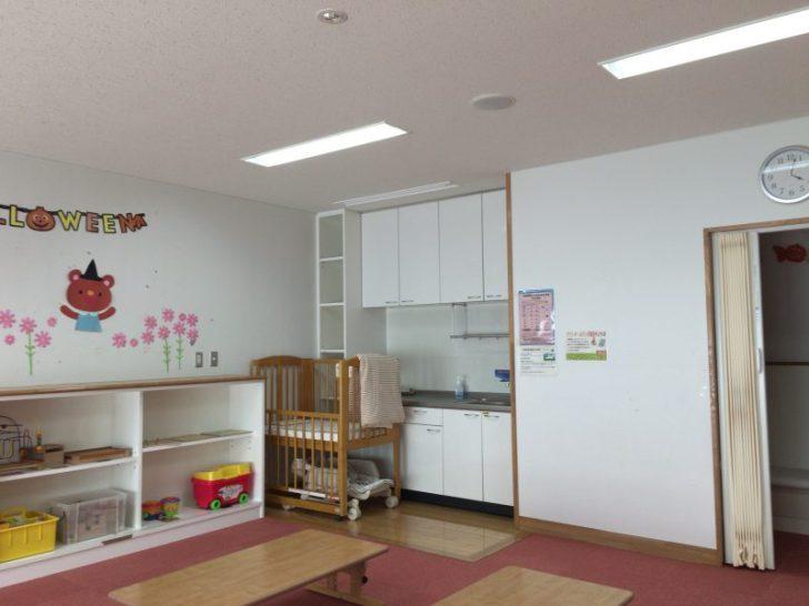 畑寺児童館,乳幼児