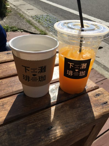 下灘珈琲,コーヒー