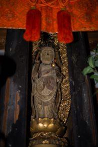 天徳寺最古の正観世音菩薩