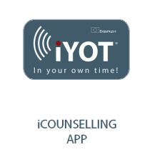 iYOT mobile app for distant counselling