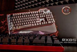 Genesis RX85 - Niejedna klawiatura mechaniczna by się zawstydziła!