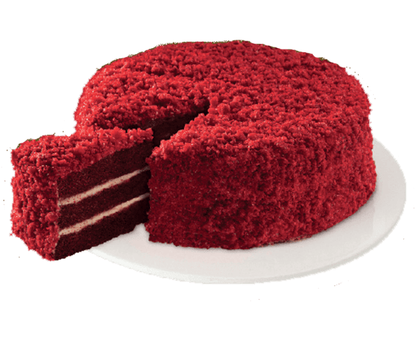 Chateau Gateaux Southern Red Velvet Cake