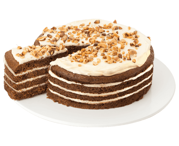 Chateau Gateaux Swiss Carrot Cake