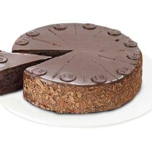 Chateau Gateaux Bar One Chocolate Cake