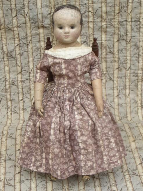 Emmaline after restoration.