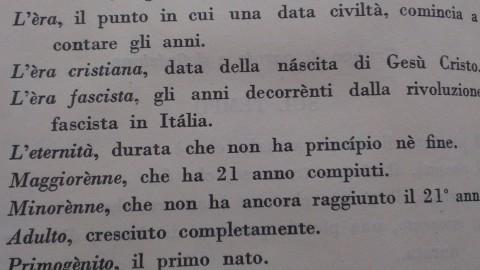 La lingua nostra P.118