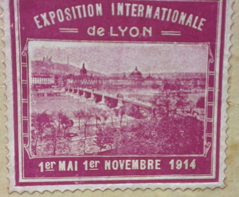 Exposition Internationale de Lyon