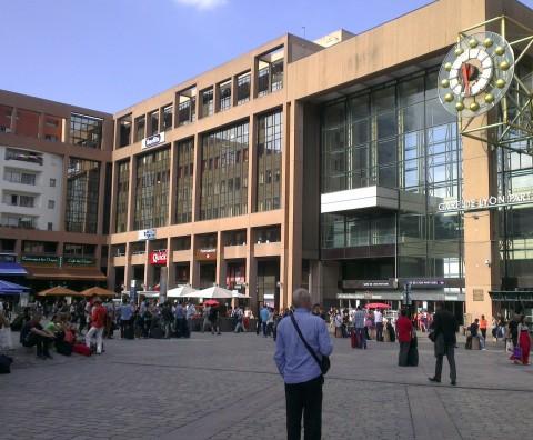 Gare de la Part-Dieu Lyon
