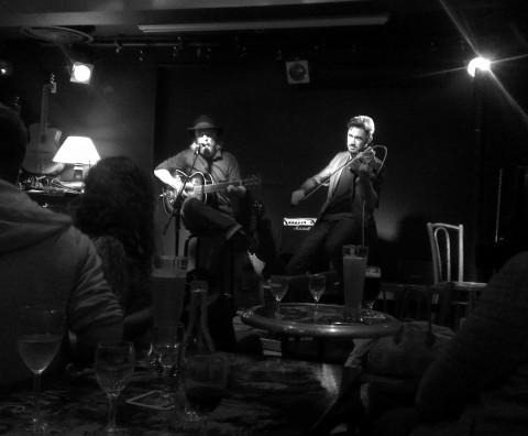 Dan Livingstone et Charlie Glad - L'Atmo