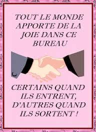 Affiche bureau