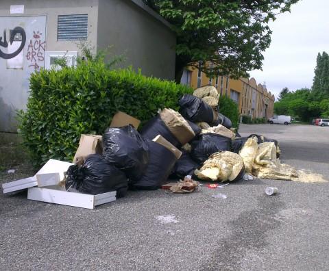 Pollution et gaspillage
