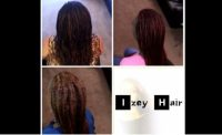 Izey Hair Protective Styling Services - Braids, Weaves ...