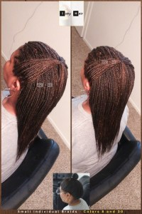 Feathered and Tapered Ends on Braids: How To Prep The ...