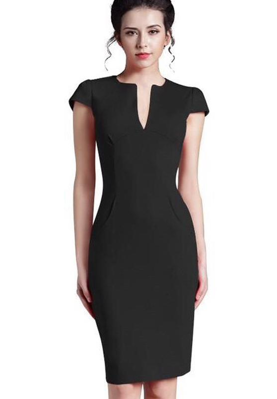 Платье-футляр - горячий тренд весна-лето 2020