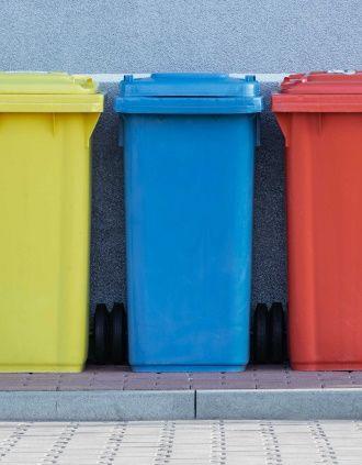Tri Selectif Couleur Des Poubelles : selectif, couleur, poubelles, Petit, Guide, Sélectif, Izidore